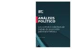Los contratos colectivos de trabajo de protección patronal en México