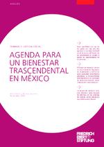 Agenda para un bienestar trascendental en México