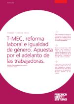 T-MEC, reforma laboral e igualdad de género