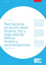 Plan Nacional de Acción sobre las Mujeres, Paz y Seguridad de México